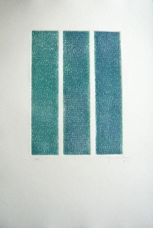 彫版 Hernandez Pijuan - Polychrome 13