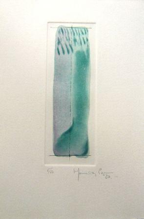 彫版 Hernandez Pijuan - Polychrome 3