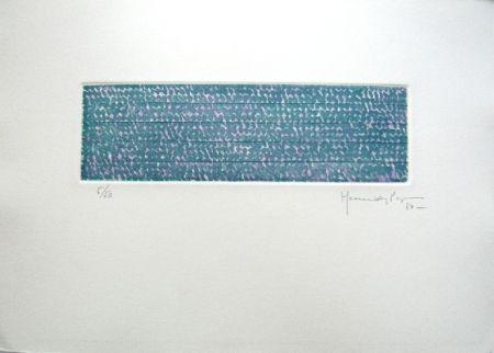 彫版 Hernandez Pijuan - Polychrome 5
