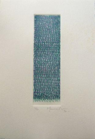 彫版 Hernandez Pijuan - Polychrome 8