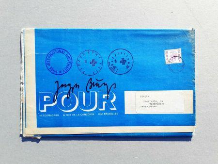 シルクスクリーン Beuys - POOR