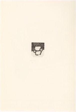 彫版 Chillida - Portfolio 12th Anniversary of Galeria Joan Prats