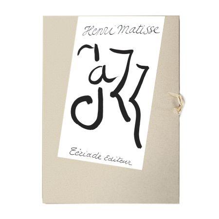 リトグラフ Matisse - Portfolio Henri Matisse
