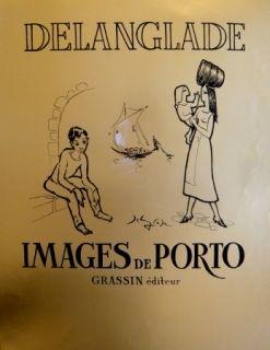 シルクスクリーン Delanglade - PORTO