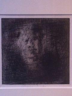 彫版 Leroy  - Portrait