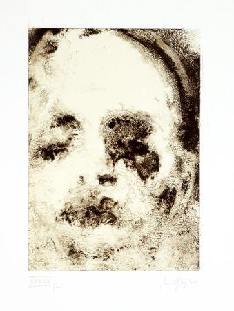 リトグラフ Ferré - Portrait 4