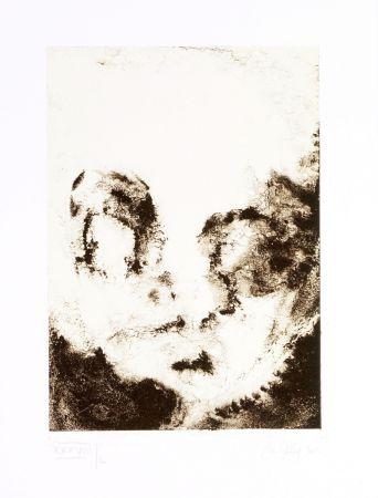 リトグラフ Ferré - Portrait 8
