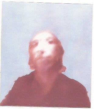 シルクスクリーン Hamilton - Portrait of the Artist Francis Bacon