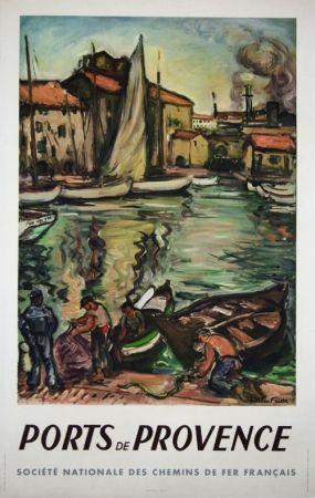 オフセット Friesz - Ports de Provence