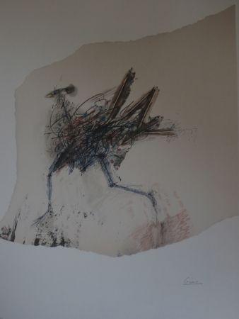 リトグラフ Cesar - Poulette