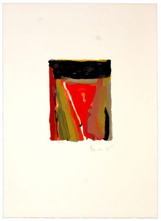 リトグラフ Van Velde - Pour Jorn