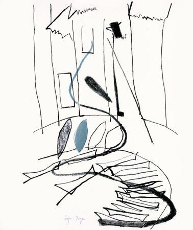 リトグラフ Roger - Pour Kahnweiler