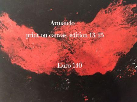リトグラフ Armando - Print on cavas