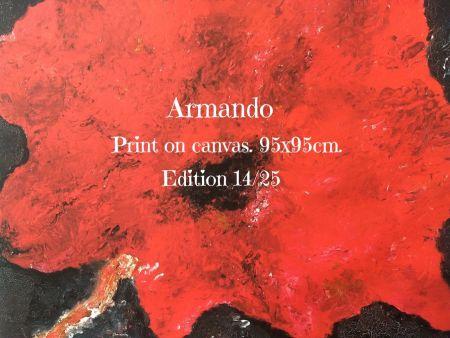 技術的なありません Armando - Print on cavas