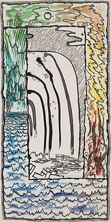 彫版 Alechinsky - Prisma