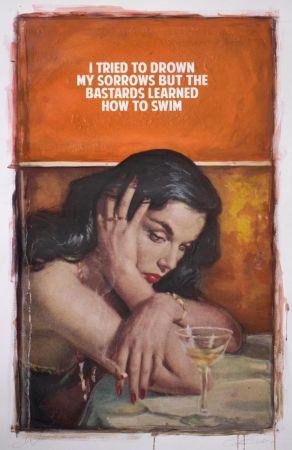 技術的なありません The Connor Brothers - Pulp Fiction Series - Drowned Sorrows
