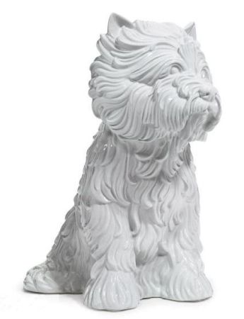 多数の Koons - Puppy (vase in the form of West Highland Terrier)