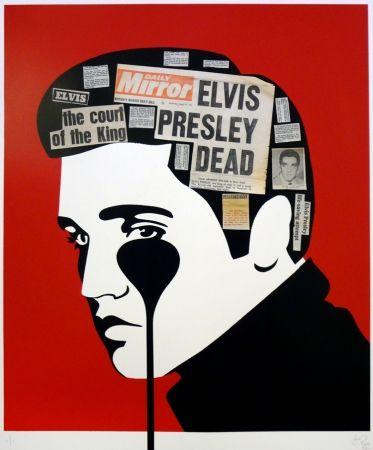 多数の Pure Evil - Pure Elvis handfinished - Presley is dead