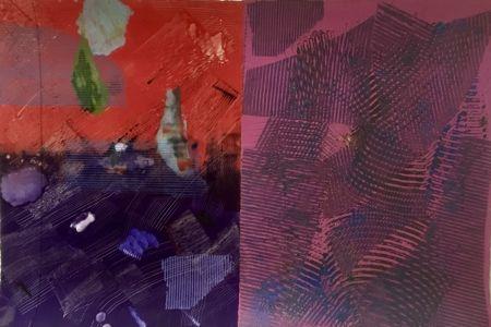モノタイプ Gilliam - Purple