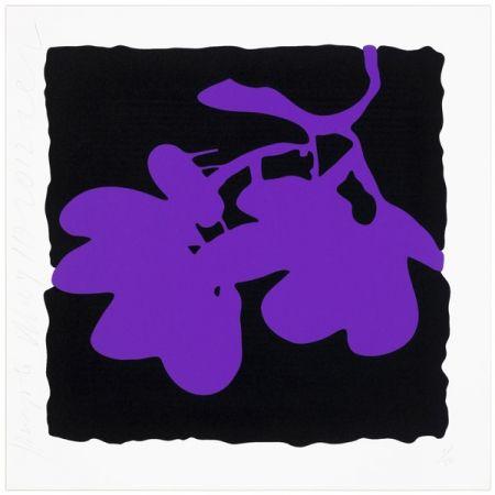 シルクスクリーン Sultan - Purple, May 10, 2012