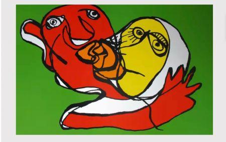 多数の Appel - Putting green kiss