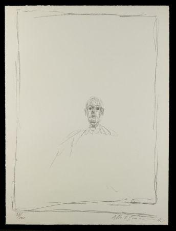 リトグラフ Giacometti - Quarantacinque disegni di Alberto Giacometti
