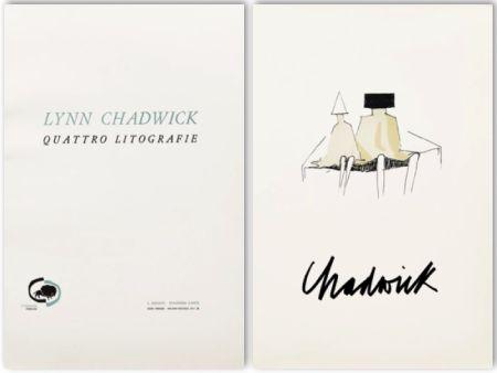 リトグラフ Chadwick - Quattro Litographie