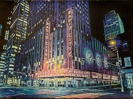 ステンシル Hicks - Radio City Music Hall