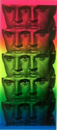 モノタイプ English - Rainbow Elvis II