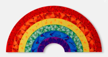 多数の Hirst -  Rainbow, H7-1