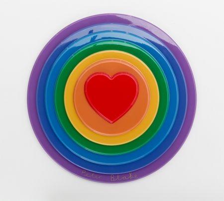 技術的なありません Blake - Rainbow Target