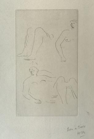 彫版 Moore - Reclining Nudes