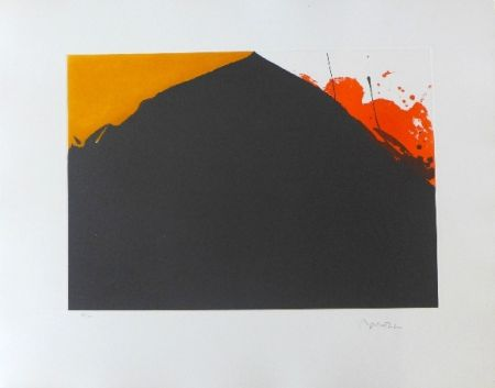 彫版 Borrell Palazón - Records de paisatge 1