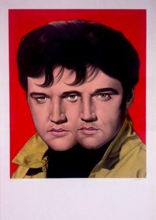 モノタイプ English - Red Elvis