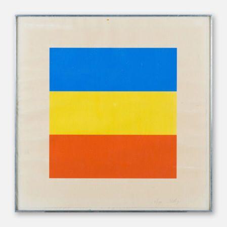 多数の Kelly - Red, Yellow, Blue