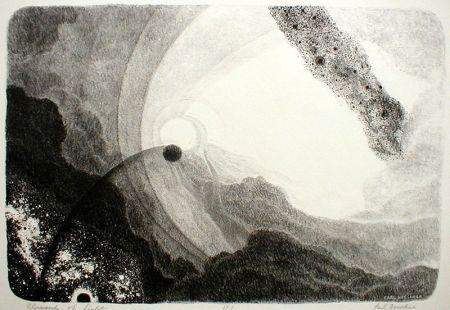 リトグラフ Hoeckner - Rhapsody of Light