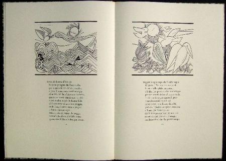 挿絵入り本 Arduini - Rime per la donna Pietra