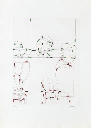 彫版 Adami - Rittratti con espressione