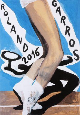 オフセット Desgrandchamps - Roland Garros