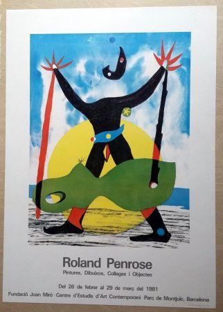 掲示 Penrose - Roland Penrose - Pintures, dibuixos, Collages i objectes