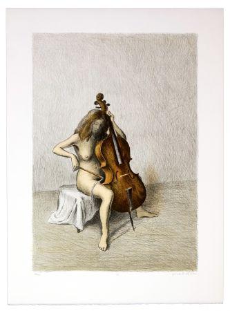 リトグラフ Olivier O - Romances Muettes (Chanson bègues)