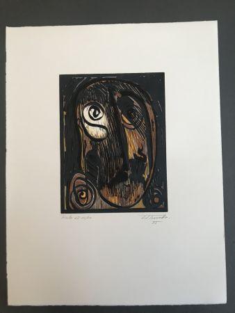 彫版 Torralba - Rostro