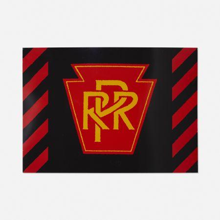 シルクスクリーン Cottingham - RPR Railway