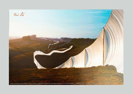 オフセット Christo - Running fence