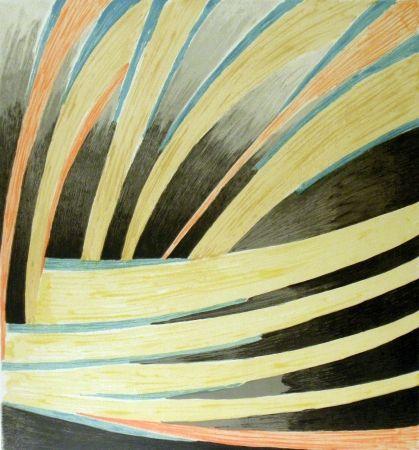 リトグラフ Survage - Rythmes colorés 2