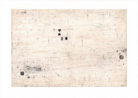 リトグラフ Brinkmann - Série Barcelone VII