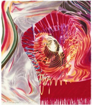 リトグラフ Rosenquist - Sailor, Speed of Light