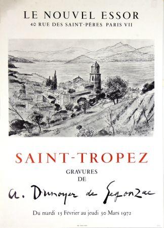 オフセット De Segonzac - Saint Tropez
