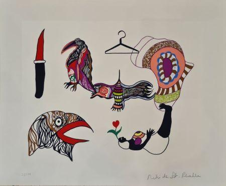 リトグラフ De Saint Phalle - Sans titre
