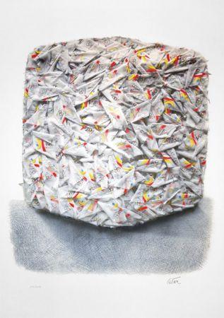 リトグラフ Cesar - Sans titre